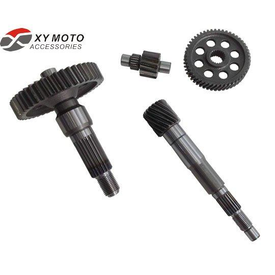 Transimission Kit of Scooter Driveshaft Countershaft Gear for Honda Click