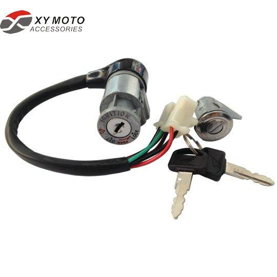 Motorcycle Key Switch For Honda WAVE A 35010-KTL-680