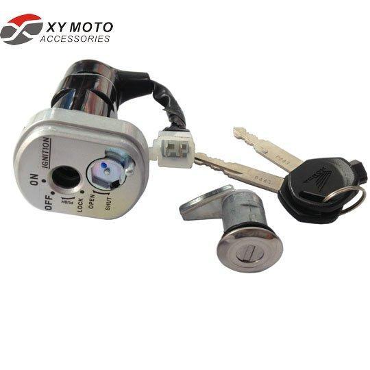 China Supplier Honda Motocycle Parts Key Set 35014-KWW-B20