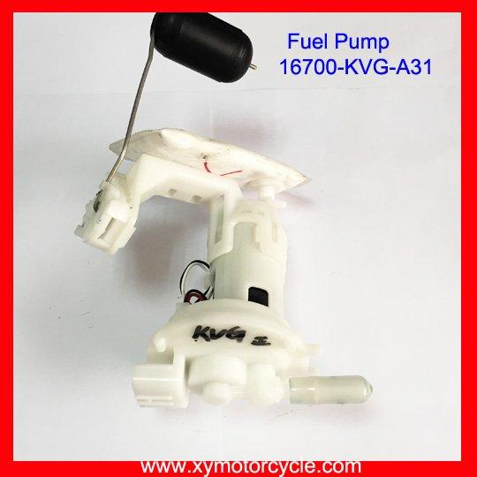 16700-KVG-A31 150cc Motorcycle Fuel Pump Assy For Honda Fuel Injection System PCX Vision,SH125,