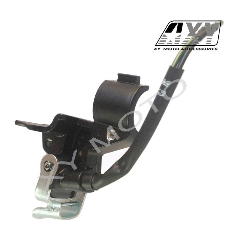 53172-GGC-000 HONDA SPACY110  HANDLE BRACKET(with cable)