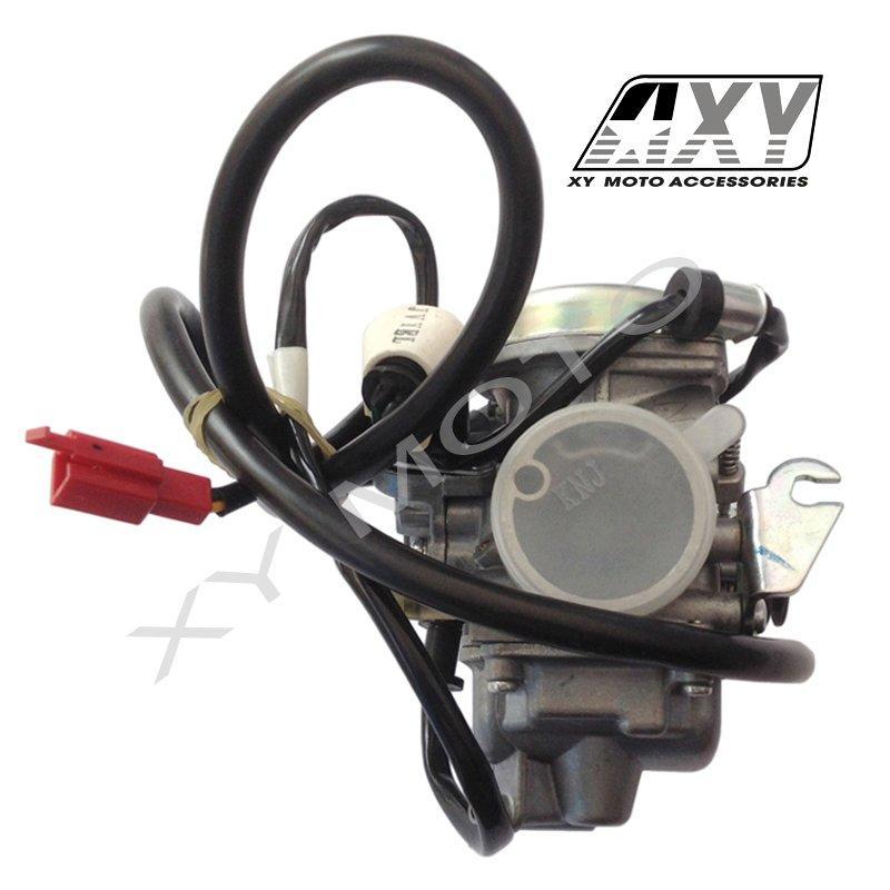 16100-KYS-841-M1 HONDA FIZY125 CARBURETOR ASSY