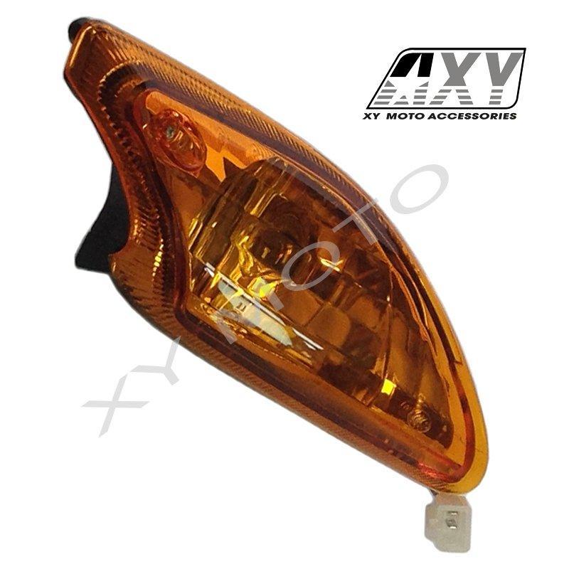 33400-GCC-E70 HONDA FIZY125 R FR WINKER ASSY