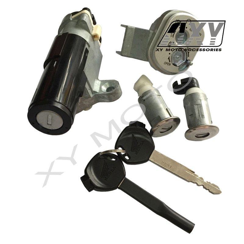 35010-KYS-940 HONDA FIZY125 KEY & SCREW SET