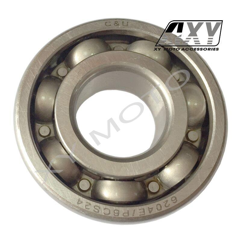 91003-KZR-601 HONDA SPACY ALPHA110 BEARING 6204 NTN
