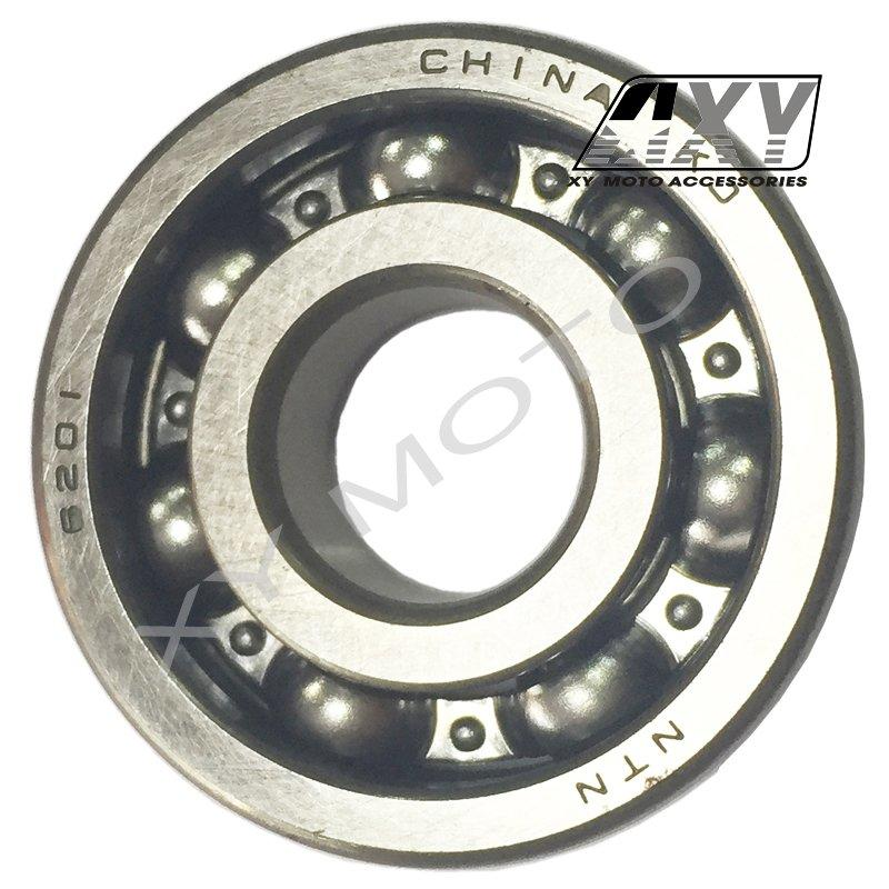91006-KZR-601 HONDA SPACY ALPHA110 BEARING RADIAL BALL 6201